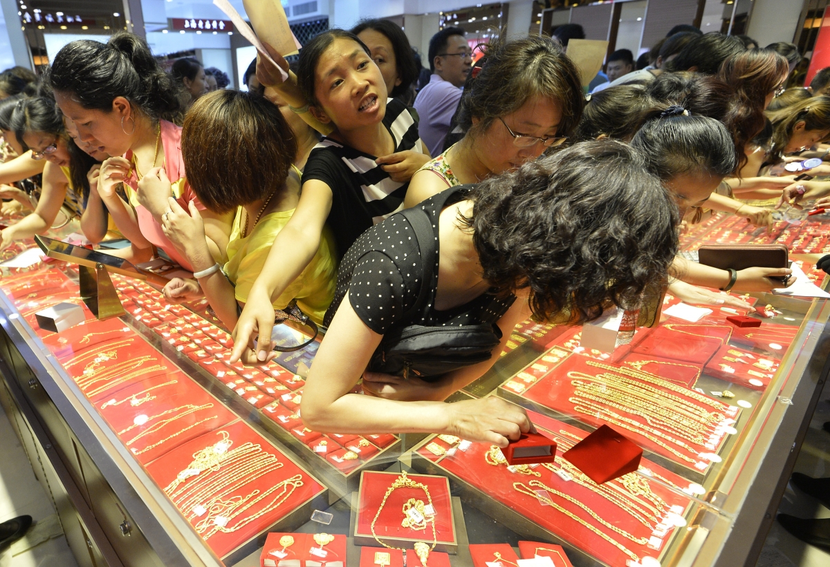 Chinese New Year 2014: Jewellery Sales Soar as Year of the ...