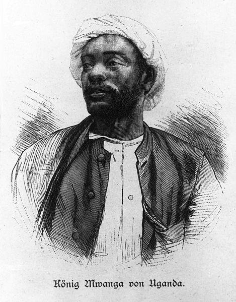 King Mwanga II