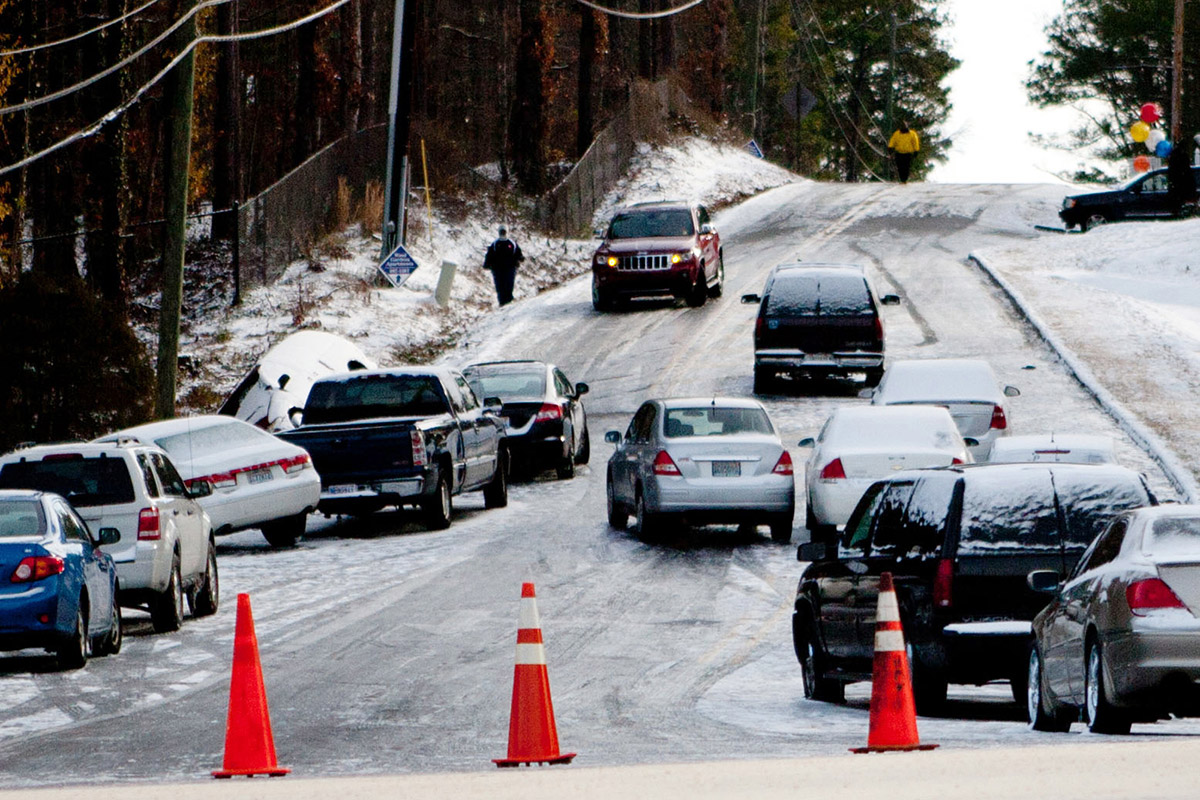 alabama ice road