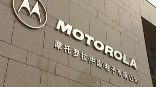Google Sells Motorola to Lenovo for $2.9bn