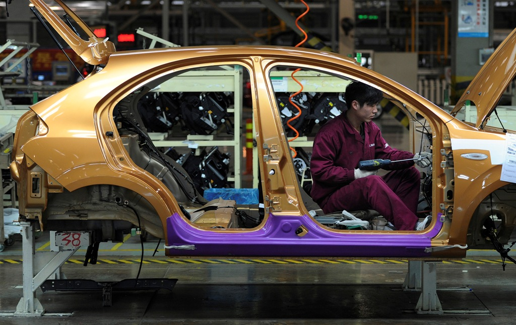 Hefei Automobile Factory China