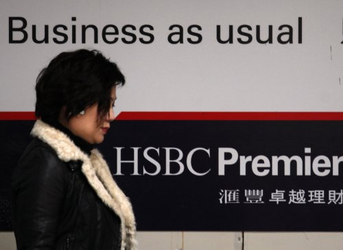 HSBC Share Price Spikes 10% After \'Fat Finger\' Blunder