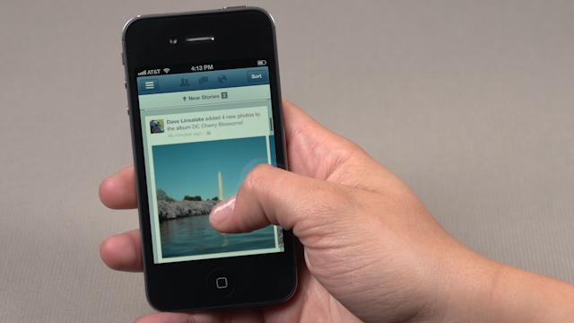 Facebook 4th-Quarter Revenue Beats Wall St Estimates