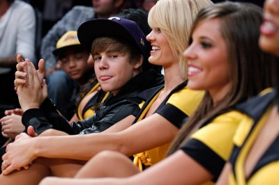 bieber nba girls