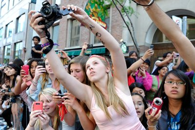 girls cameras