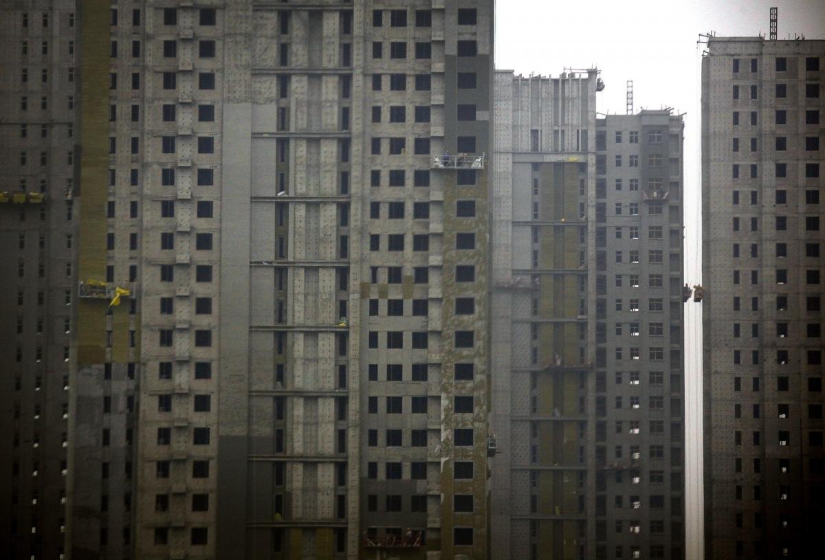 China urbanisation