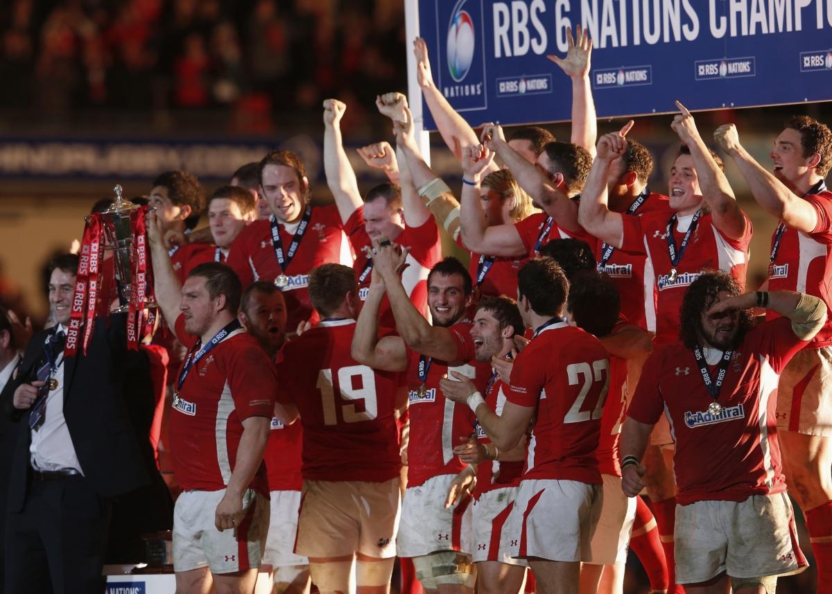 Wales win Six Nations