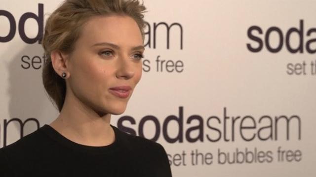 Scarlett Johansson Resigns From Oxfam Over SodaStream