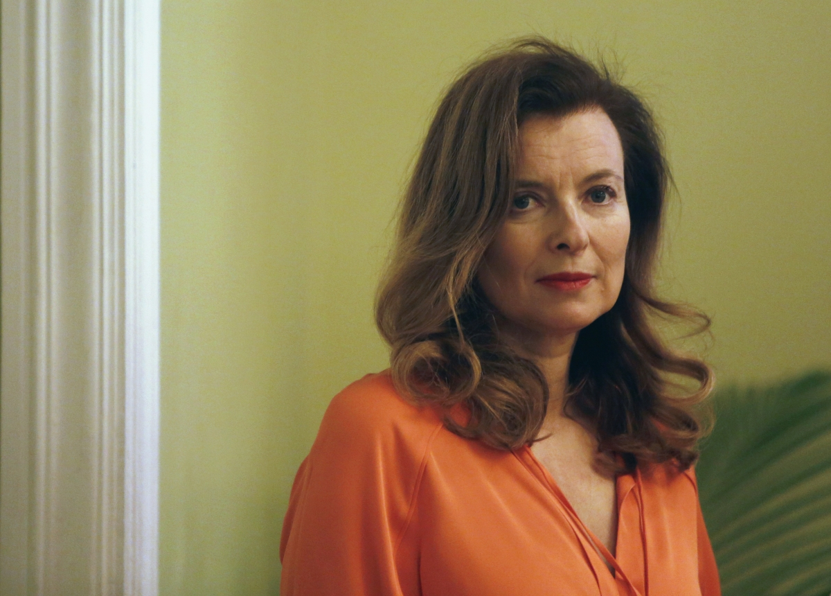 Valérie Trierweiler May Pen a Book on François Hollande-Julie Gayet Affair