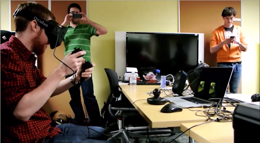 Oculus Rift in Action