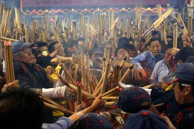 new year bamboo