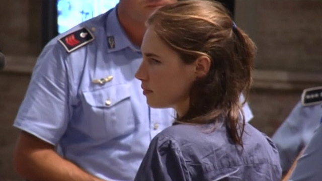 Knox and Sollecito Guilty of Meredith Kercher Murder