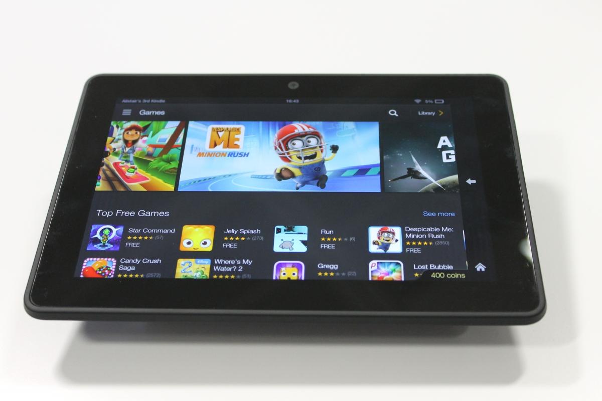 Amazon Kindle Fire HDX 7