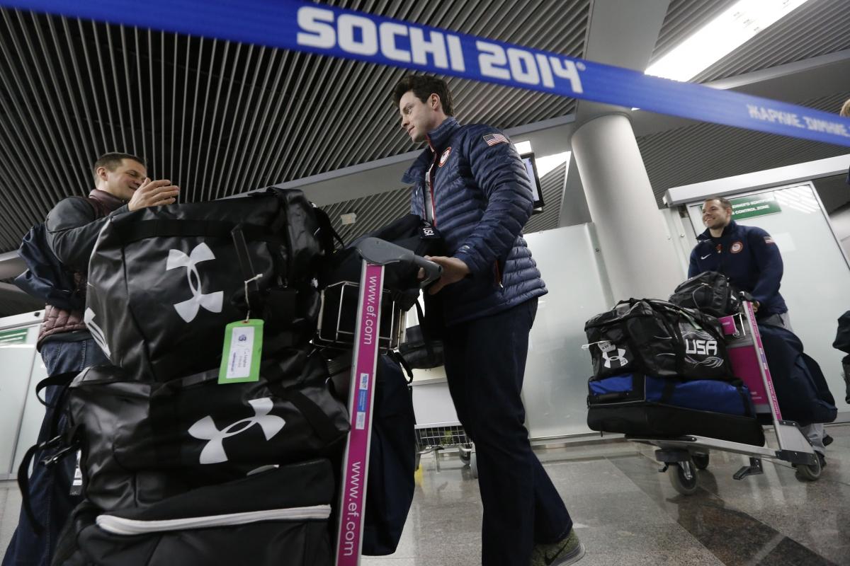 Sochi 2014 Journalists Athletes Monitored