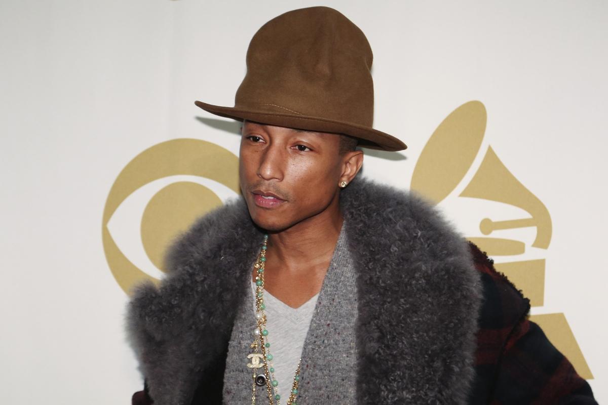 Pharrell Willliams Hat