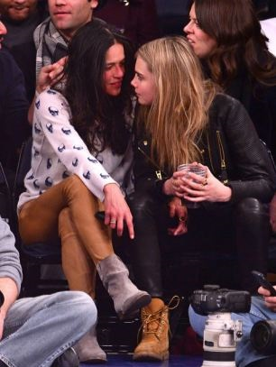 Cara Delevingne and Michelle Rodriquez