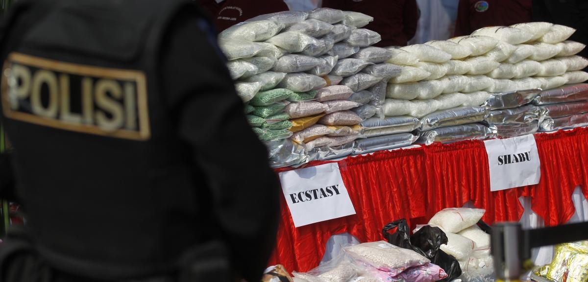 Malaysia drug trafficking