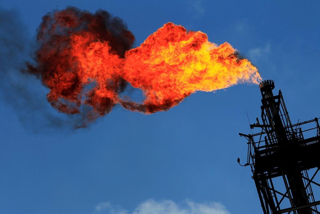 Oil Refinery Tula Mexico