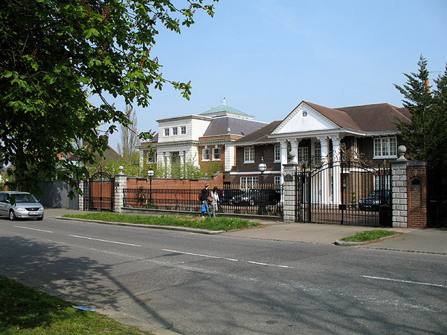 The Bishop's Avenue