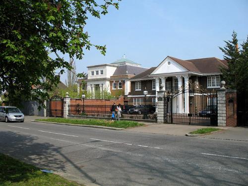 The Bishop's Avenue
