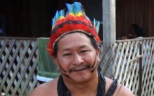 Chief Ivan Tehranim, killed in what police claim was an accident, but locals believe was murder.