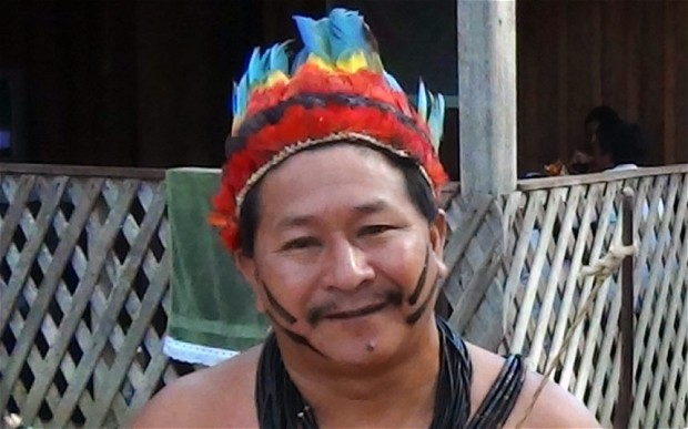 Chief Ivan Tehranim, killed in what police claim was an accident, but locals believe was murder.