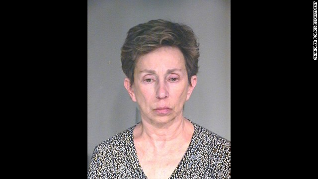 Mary Vogel is a retired nurse accused of the attempted murder of her husband