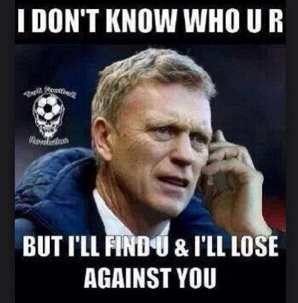 David Moyes loser