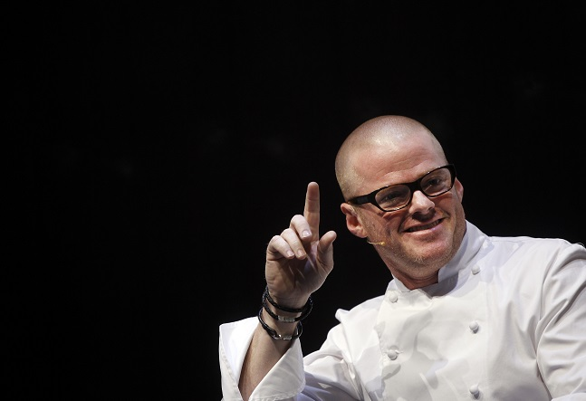 Heston Blumenthal's Berkshire restaurant Fat Duck was closed in 2009 following a similar outbreak of the novovirus.