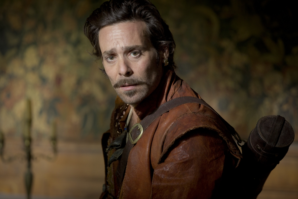 James Callis stars as the wily, debonair merchant trader Émile Bonnaire