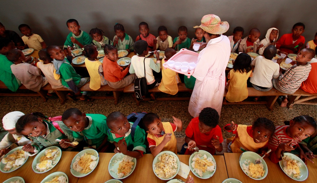 UN WFP Madagascar Africa