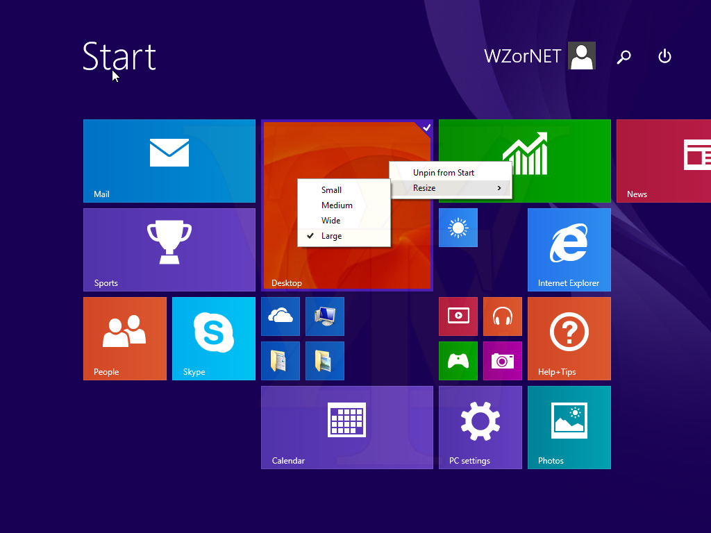 A pre-release build of Windows 8.1 Update 1 has been leaked online