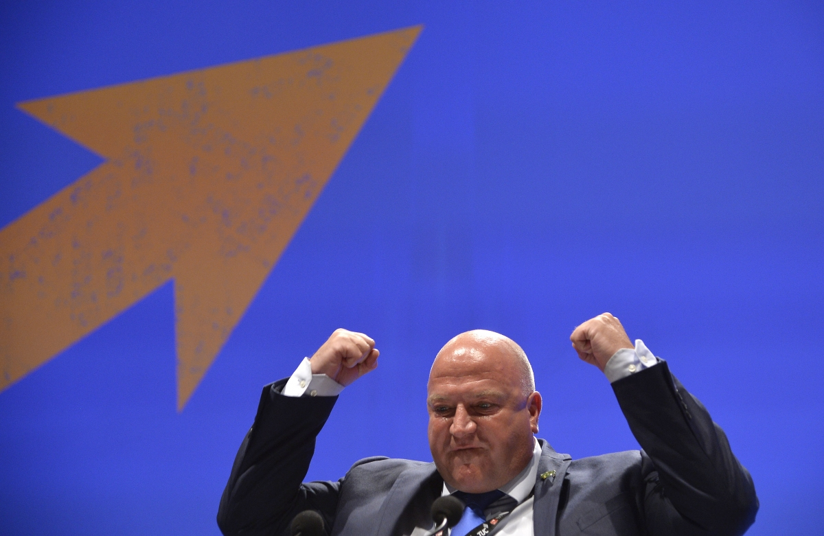 RMT's Bob Crow got a 26% pay rise since 2009
