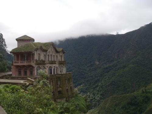 Hotel Del Salto Colombia