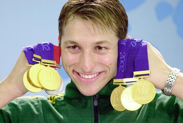 Ian Thorpe Admitted To Rehab for Depression