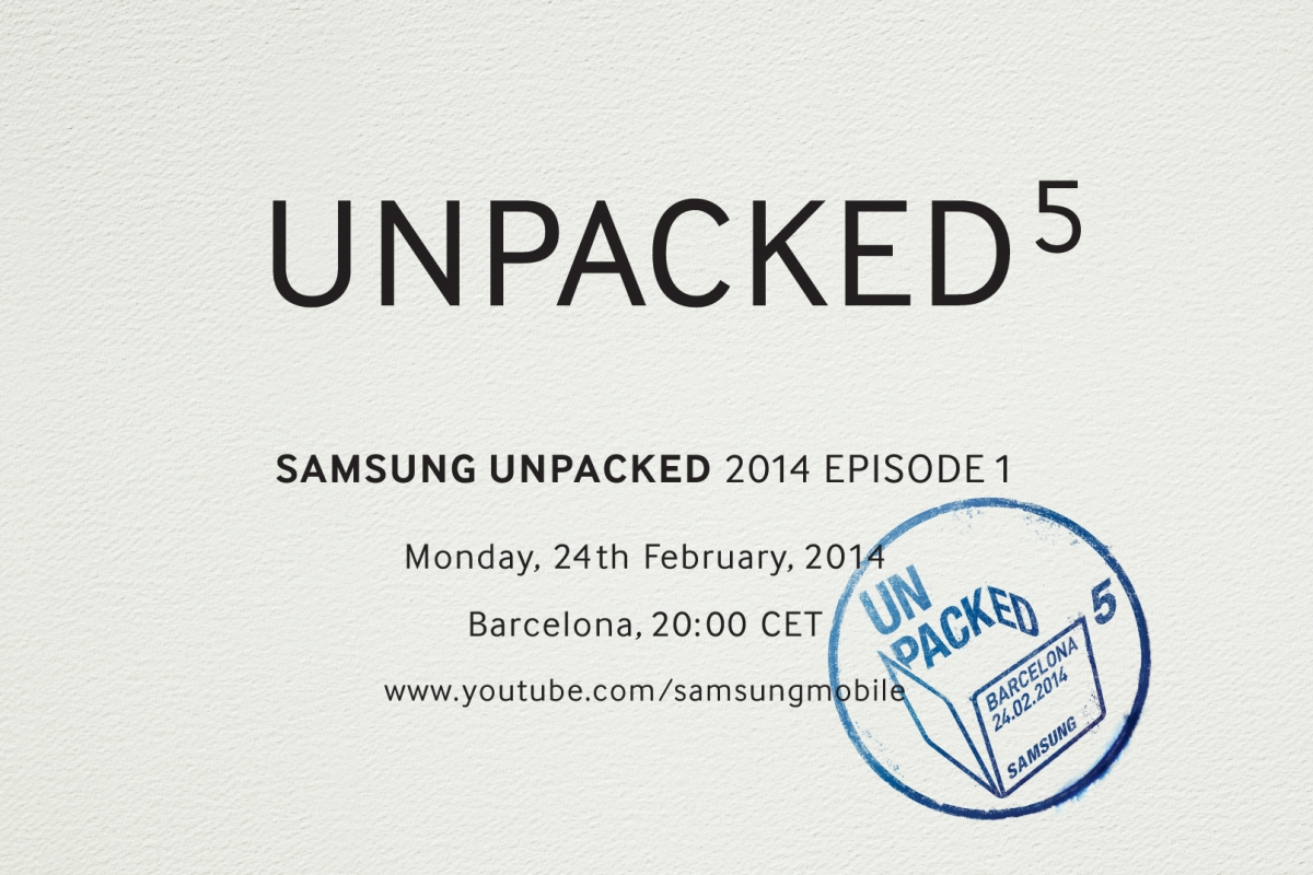 Samsung Galaxy S5 Launch Date