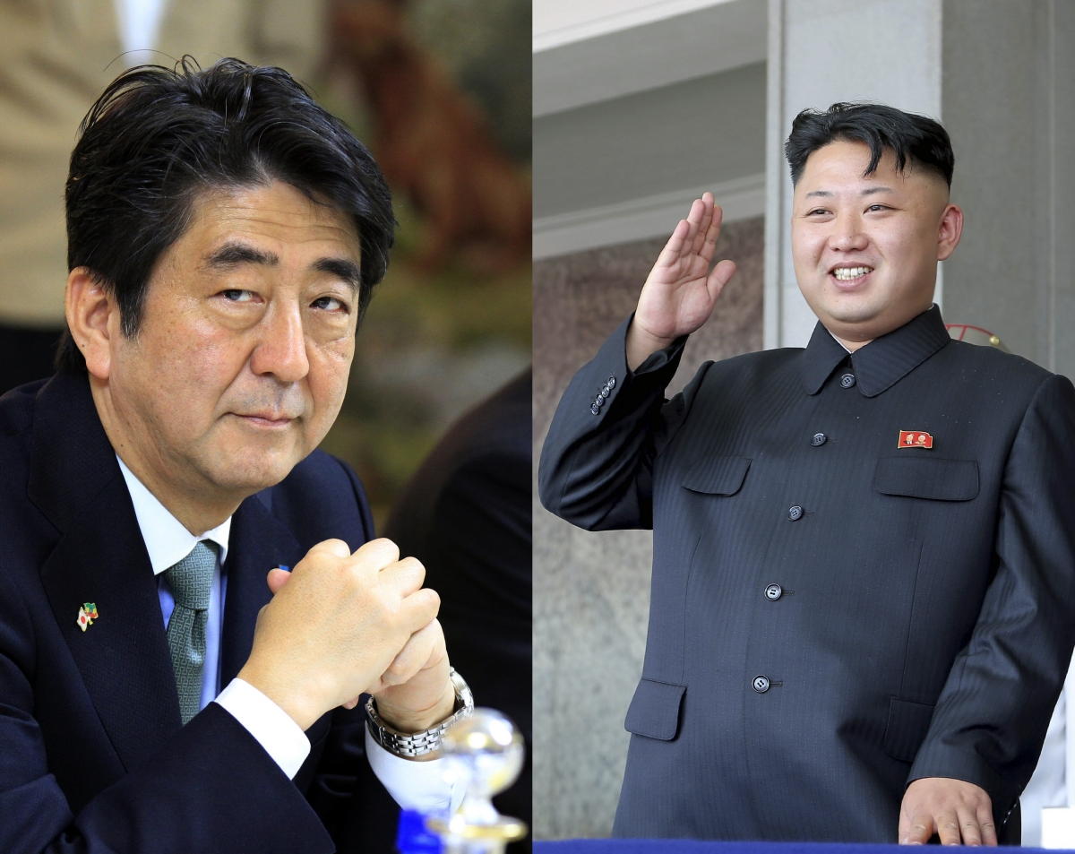 Kim Jong-un Dubs Japan's PM Shinzo Abe as 'Asian Hitler'