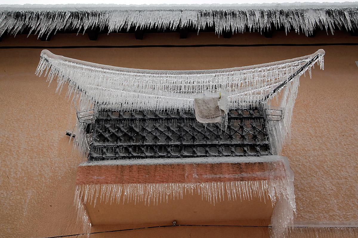 ice balcony
