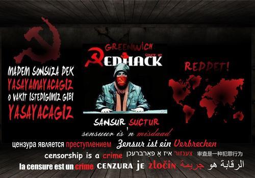 RedHack Cyber activists Turkey Leak TTNET Customer Details