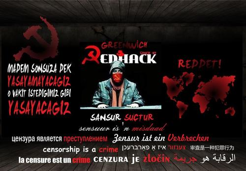 RedHack Cyber activists Turkey Leak TTNET Customer Details