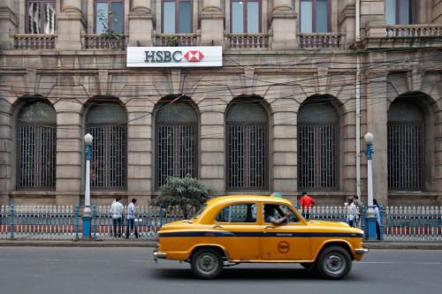 HSBC Bank Kolkata India