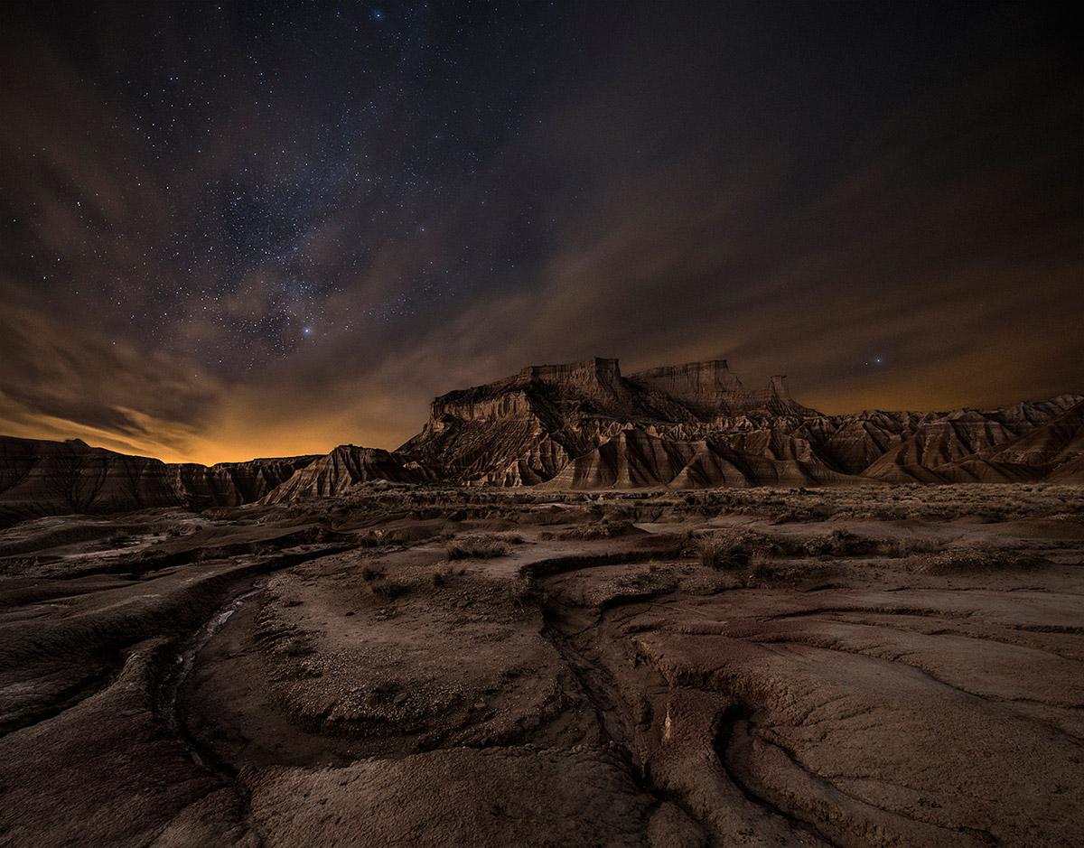 stars landscape