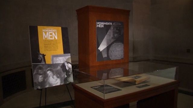 Mission of The Monuments Men Remains Long After WWII