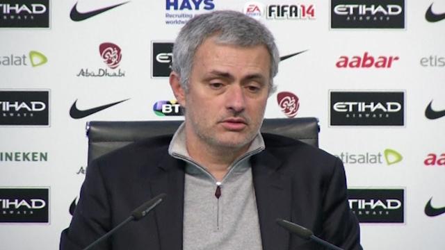 Mourinho Masterminds First Shutout at City This Season