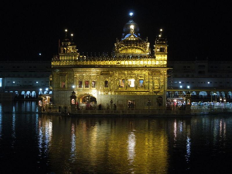 Sikh Golden Temple Amritsar