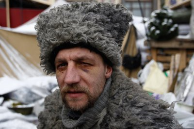 cossack black eye