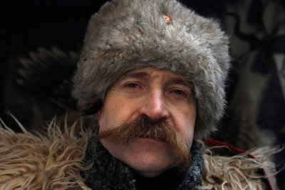 cossack moustache
