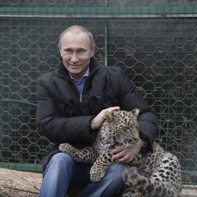 Vladimir Putin's 2018 calendar is on sale: Take a look ...