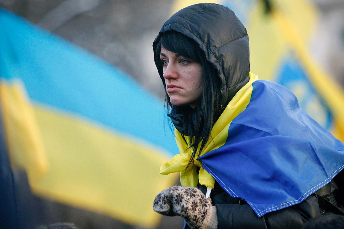 woman flag