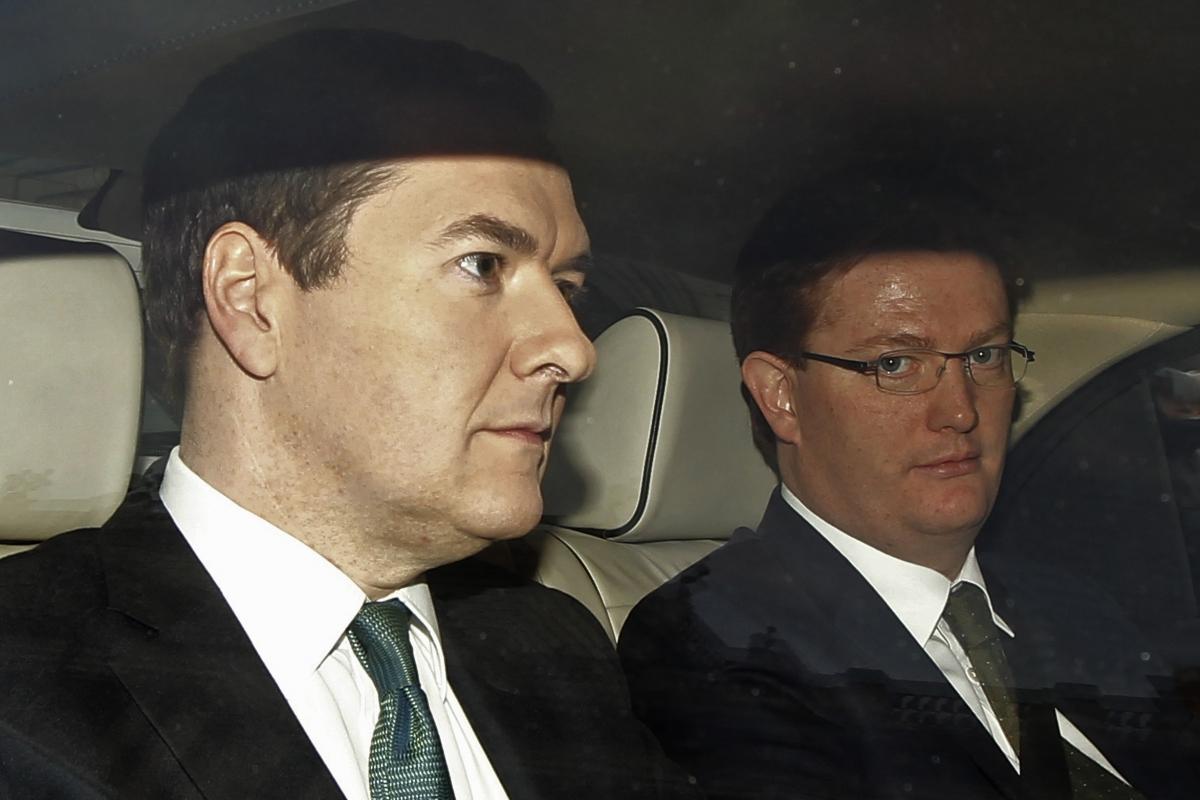 Danny Alexander George Osborne